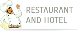 Restaurant and Hotel